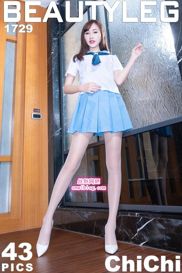 [Beautyleg]美腿寫真 2019.02.22 No.1729 ChiChi[43P/328M]